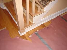 installing stair trim knowing stair trim components