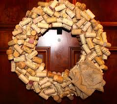 diy wine cork wreath cork wreath wine cork wreath and cork