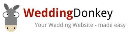 free personal wedding websites weddingdonkey personal wedding websites made easy create your
