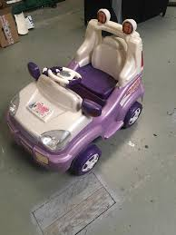 jeep buggy pink girls kids electric car jeep buggy new battery in