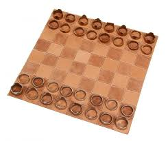 Minnesota travel chess set images This classy leather chess set rolls up for easy transport jpg