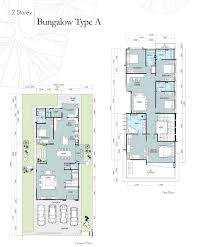 collections of 1 story bungalow house plans free home designs 100 floor plan single storey bungalow medway kitchen