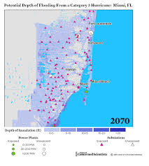 Ft Lauderdale Zip Code Map by Lights Out Storm Surge Blackouts And How Clean Energy Can Help