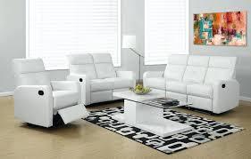 Corner Leather Sofa White Leather Power Recliner Sofa Corner Set U2013 Stjames Me