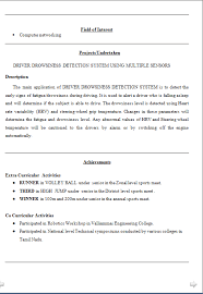 resume format for ece engineering freshers pdf merge free achievements in resume exles for freshers exles of resumes