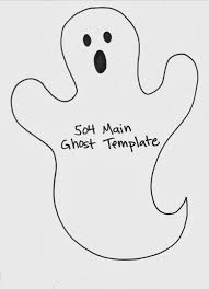 504 main by holly lefevre how to make a super simple ghost garland