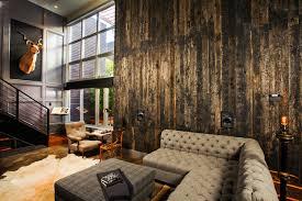 industrial interior flow modern interior design industrial living room los