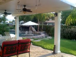 Free Standing Patio Cover Ideas Exterior Design Appealing Alumawood Patio Cover For Exterior