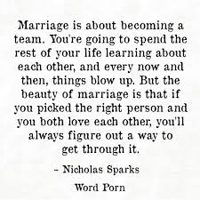 wedding quotes husband to marriage we make the team soon to be 13 years and it
