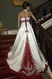 wedding dress maroon and maroon wedding dress unique burgundy and white wedding dresses