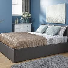 Grey Ottoman Bed Single Bed Frames U2013 Dublin Beds