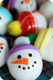 whimsy love snowmen advent garland