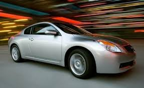 Nissan Altima Coupe Red Interior 2008 Nissan Altima 3 5se Coupe Short Take Road Test Reviews
