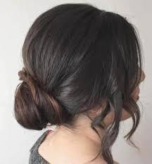 hair buns 20 simple hair buns