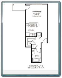 Studio Floor L Apartment Floor Plans Nantucket Apartments