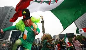 this is why mexicans celebrate st patrick u0027s day