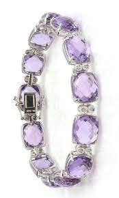 large amethyst diamond white gold best 25 amethyst bracelet ideas on pinterest amethyst stone
