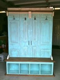 Bench Seat Gun Cabinet Hall Tree Coat Rack Storage Bench Foter