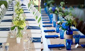 blue wedding fresh and modish blue green wedding colors everafterguide