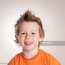 crown spiked hair styles spiky hair stock photos and pictures getty images