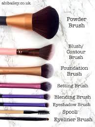 make up brush starter kit abibailey co uk
