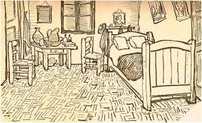 vincent van gogh bedroom vincent van gogh s bedroom