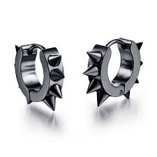 earing for boys fate brand style men stud earrings for boy fashion