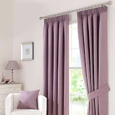 Purple Ombre Curtains Interior Beautiful Lavender Blackout Curtains For Window Decor
