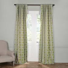 Light Pink Blackout Curtains Green Curtains U0026 Drapes Window Treatments The Home Depot