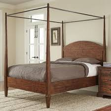 Wood Canopy Bed Canopy Beds