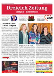 Rosenkranz Scherer Bad Homburg Dz Online A By Dreieich Zeitung Offenbach Journal Issuu