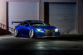 lexus rc rocket bunny kit 2016 lexus rc f smooth move