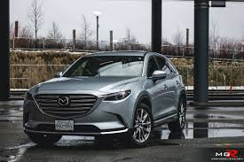 mazda suv review 2017 mazda cx 9 u2013 m g reviews