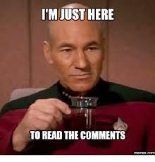 Reading Meme - imuust here to read the comments memescom reading meme on me me