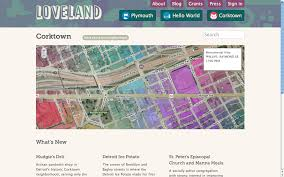 Mapping America by Teau Me Alternative Mapland Tendermaps Loveland Mapping