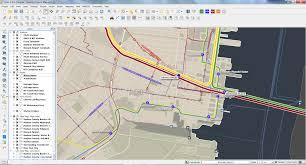 Hudson Bergen Light Rail Map An Open Transit Map For Hudson County Victoria Nece