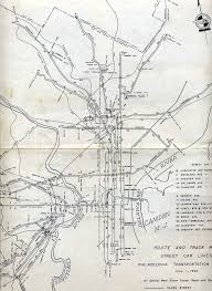 Atlanta Streetcar Map Maps Of Your City U0027s Historic Trolley Lines Page 2
