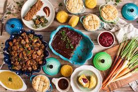 vegan thanksgiving recipes observer