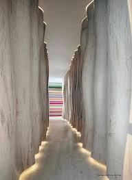 Hallway Lighting Ideas by Marea Miami Beach Cool Idea For Lighting A Long Hallway My