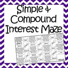 16 best simple u0026 compound interest images on pinterest fun