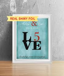 5th anniversary gifts for him wedding anniversary gifts cool 5 year wedding anniversary gifts