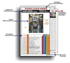 preventive maintenance plan placards and procedures