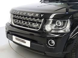land rover discovery black used santorini black land rover discovery for sale derbyshire
