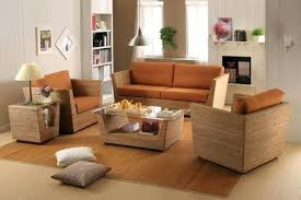Rattan Living Room Furniture Rattan Living Room Set 5 Lodge Indoor Seating Furniture
