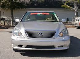 lexus ls 430 used 2006 lexus ls 430 for sale raleigh nc cary 171004a