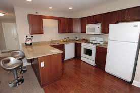 Small U Shaped Kitchen With Island by Kitchen Kitchen Tiny Brown L Shaped Kitchen With Pantry For