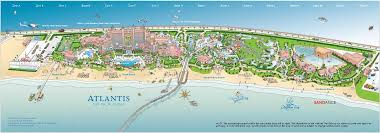 Atlantis Bahamas Map Top 10 Best Water Parks In The World
