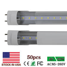 4ft led tube light cnsunway lighting 4ft led tube lights 6500k 22w t8 t12 clear milky