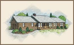 ranch log home floor plans the teton log home floor plans nh custom log homes gooch real