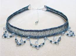 wire lace working with wireluxe and wirelace artbeads